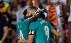 Benzema y Vinicius siguen tirando del Madrid
