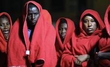 Migración: la vida está a este lado del 'Paralelo 35 50'