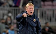 Koeman: «El Barça de hoy no es el de hace ocho años»