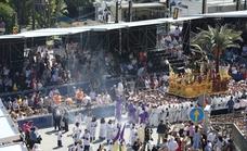 La Agrupación de Cofradías plantea para la magna un recorrido oficial por toda la Alameda Principal y la mitad del paseo del Parque