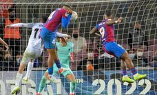 Koeman transgrede el 'estilo Barça'