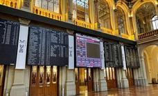 Las Bolsas rebotan y el Ibex recupera los 8.700 puntos