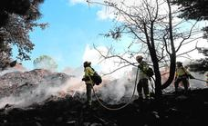 El Gobierno aprueba la declaración de zona catastrófica para Sierra Bermeja