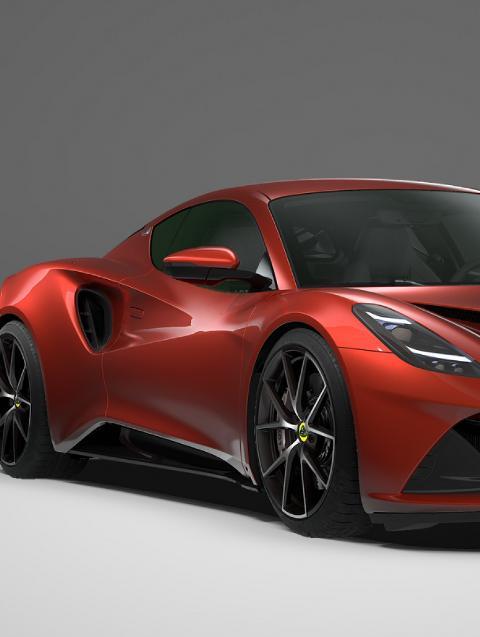 Ya se puede configurar el nuevo Lotus Emira V6 First Edition