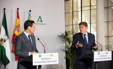 Andalucía y Valencia advierten de que no habrá estado del bienestar si se ahoga a las autonomías
