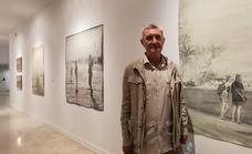 El viaje artístico de Sebastián Navas arriba en las salas del CAC en La Coracha