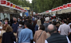 Más de 9 millones en ventas y casi 400.000 visitantes en La Feria del Libro de Madrid