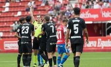 El Málaga esperará a este miércoles para decidir si recurre la roja a Escassi