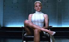 Sharon Stone, el cruce de piernas más famoso
