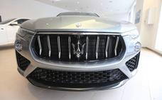 Llega a Málaga el Maserati Levante Hybrid, el primer SUV electrificado de Maserati