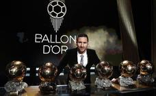 La ceremonia del Balón de Oro será el 29 de noviembre
