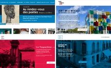 El Pompidou de Málaga, el Museo Ruso y la Casa Natal de Picasso renuevan sus páginas web
