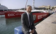 Patrice Lafargue: «El Puerto Seco de Antequera creará una nueva ruta logística en Europa»