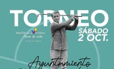 Añoreta Resort acoge el Torneo 'Ayuntamiento de Rincón de la Victoria', con más de un centenar de participantes