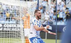 Triunfo del Málaga en La Rosaleda (1-0)