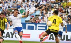 Vídeo: Zaragoza y Oviedo, mucha disputa sin gol
