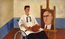 Todas las Fridas que hay en Kahlo