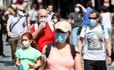 Andalucía mantiene este domingo veinte municipios en riesgo extremo por Covid-19