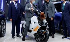 Los vehículos de dos ruedas, también protagonistas en el Salón de Barcelona