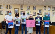 Subida al Pico del Cielo de Nerja para visibilizar la lucha contra el cáncer de mama