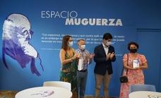 Coín estrena un espacio lector dedicado a la obra del filósofo Javier Muguerza