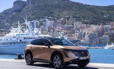 Ariya: el nuevo crossover 100% eléctrico de Nissan