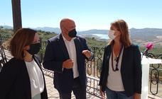 La Junta destina cinco millones de euros en tres años a mejorar las carreteras de la Axarquía