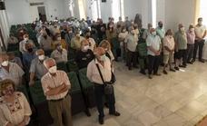 La batalla judicial de un centenar de taxistas jubilados de Málaga obligados a vender sus licencias