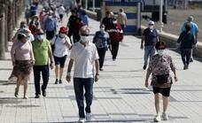 Cero fallecidos y ningún ingreso en UCI por coronavirus en Málaga