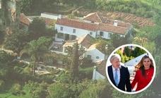 Boris Johnson, de vacaciones en la Costa del Sol en plena crisis de suministros en el Reino Unido