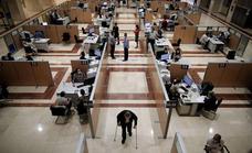 La Administración crea una cuarta parte de los nuevos empleos