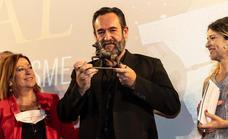Enrique García triunfa con 'La Mancha Negra' en el Calella Film Festival