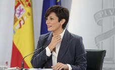 El Gobierno no valora una posible vuelta del rey emérito a España
