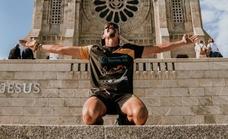 Ángel Marín: 4.000 kilómetros de solidaridad