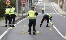 Atropello mortal en Marbella: ¿qué hacía un joven desnudo cruzando la autovía?