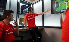 Vodafone Giants debuta en la RLCS 2021-2022: Team Queso, primer rival