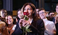 Anne Hidalgo, elegida candidata socialista a las presidenciales francesas