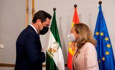 El Gobierno da 15 días a la Junta de Andalucía para que presente tres propuestas para financiarlas con los fondos Next Generation