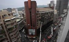 Un incendio mata a 46 personas en Taiwán