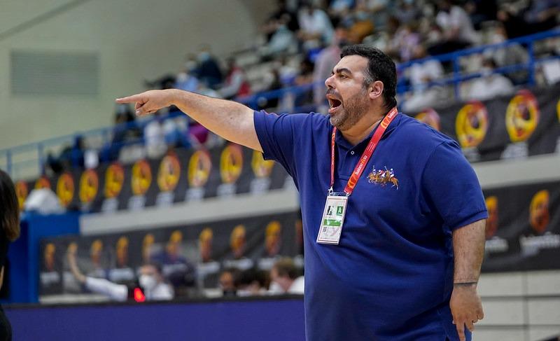 Antonio Pernas, nuevo técnico del CAB Estepona femenino