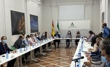 La Junta destinará 4,6 millones de euros para actuaciones de emergencia en Sierra Bermeja tras la extinción del incendio