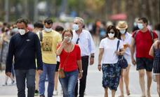 La incidencia en España crece por primera vez desde finales de julio