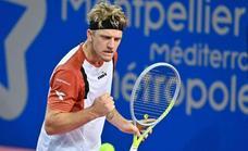 El tenista malagueño Álex Davidovich, premio Andalucía de Deportes