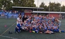 El Zaragoza, nuevo rival del Málaga femenino en la Copa de la Reina