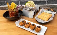 Mercado San Martín: cocina 'street food' con corazón, alma y tradición
