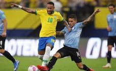 Neymar da esplendor a Brasil y Argentina tampoco falla camino de Catar