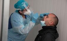 Reino Unido cambia la PCR por la prueba de antígenos