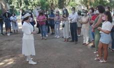Así son las visitas teatralizadas a la finca La Cónsula en Churriana