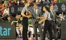 Katsikaris, crítico: «Nos faltó agresividad; es inadmisible cometer 18 pérdidas»