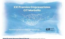 CIT Marbella premia al Hospital Costa del Sol y a la Confederación de Empresarios de Andalucía